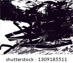 distressed background in black... | Shutterstock . vector #1309185511