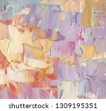 highly textured colorful...   Shutterstock . vector #1309195351