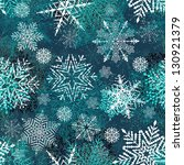 christmas seamless pattern with ...   Shutterstock . vector #130921379