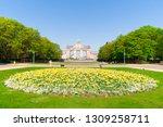 brussels belgium  april 2018.... | Shutterstock . vector #1309258711