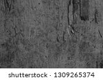 old grey concrete wall. grunge... | Shutterstock . vector #1309265374
