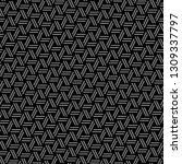 strokes pattern.dashed backdrop.... | Shutterstock .eps vector #1309337797