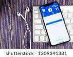 sankt petersburg  russia ... | Shutterstock . vector #1309341331