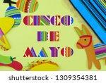 cinco de mayo image withmessage ... | Shutterstock . vector #1309354381