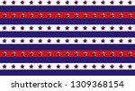 4th of july stars grunge...   Shutterstock .eps vector #1309368154