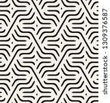 vector seamless pattern. modern ... | Shutterstock .eps vector #1309376587