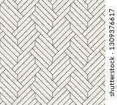 vector seamless pattern. modern ... | Shutterstock .eps vector #1309376617