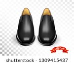 shoes cosmetic care realistic... | Shutterstock .eps vector #1309415437