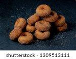 Cinnamon Sugar Mini Donuts