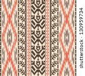 ethnic textile decorative...   Shutterstock .eps vector #130959734