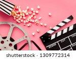 movie premiere concept....   Shutterstock . vector #1309772314