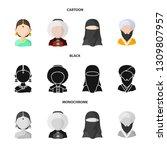 vector design of imitator and... | Shutterstock .eps vector #1309807957