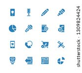 clipart icon set. collection of ...