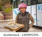 sinai   egypt   03 25 2016  a... | Shutterstock . vector #1309891591