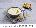 traditional cream vegetable... | Shutterstock . vector #1309921891