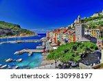Beautiful Ligurian Coast Of...