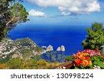 Stunning Capri Island  Bella...