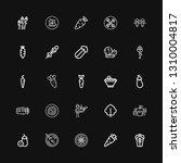 editable 25 carrot icons for... | Shutterstock .eps vector #1310004817