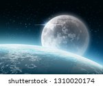 vector realistic illustration... | Shutterstock .eps vector #1310020174
