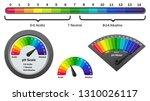 ph testing device vector... | Shutterstock .eps vector #1310026117
