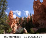 bryce canyon national park  ... | Shutterstock . vector #1310031697