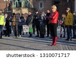 krakow   poland   january 19... | Shutterstock . vector #1310071717