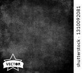 grunge wall vector texture...   Shutterstock .eps vector #1310092081