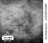 grunge wall vector texture...   Shutterstock .eps vector #1310092084