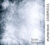 grunge wall vector texture...   Shutterstock .eps vector #1310092111