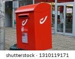 brussels  belgium   december 24 ...   Shutterstock . vector #1310119171