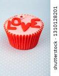 still life saint valentine... | Shutterstock . vector #1310128201