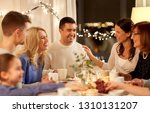 celebration  holidays and... | Shutterstock . vector #1310131207
