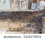 lviv  ukraine   october 7  2018 ...   Shutterstock . vector #1310174521