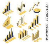 business  company  website... | Shutterstock .eps vector #1310201164