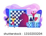 entertainment of tiny people...   Shutterstock .eps vector #1310203204