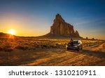 Shiprock  New Mexico  Usa   Ma...