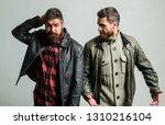 feel guilty. men failed deal... | Shutterstock . vector #1310216104
