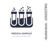 medical samples in test tubes... | Shutterstock .eps vector #1310227501