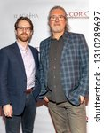 """Small photo of John Petersen, Gerhardt Slawitschka attend Uncork'd Entertainment's """"St Agatha"""" Premiere at Ahrya Fine Arts Theater, Beverly Hills , CA on February 6th, 2019"""