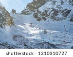 view of the mountains around... | Shutterstock . vector #1310310727