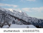 view of the mountains around... | Shutterstock . vector #1310310751