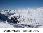 view of the mountains around... | Shutterstock . vector #1310312947