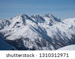 view of the mountains around... | Shutterstock . vector #1310312971