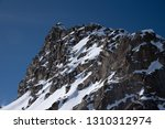 view of the mountains around... | Shutterstock . vector #1310312974