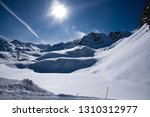view of the mountains around... | Shutterstock . vector #1310312977