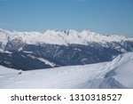 view of the mountains around... | Shutterstock . vector #1310318527