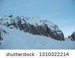view of the mountains around... | Shutterstock . vector #1310322214