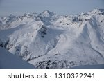 view of the mountains around... | Shutterstock . vector #1310322241