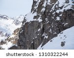 view of the mountains around... | Shutterstock . vector #1310322244