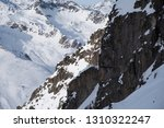 view of the mountains around... | Shutterstock . vector #1310322247